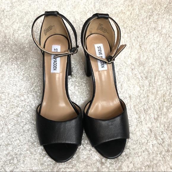 Steve Madden Shoes   Women 65 Black